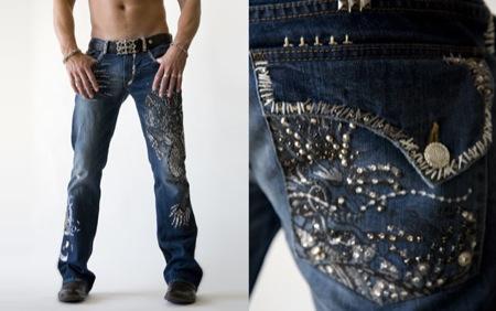 Jeans de $100.000