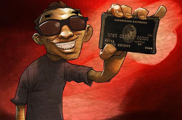 La tarjeta de crédito más cara del mundo