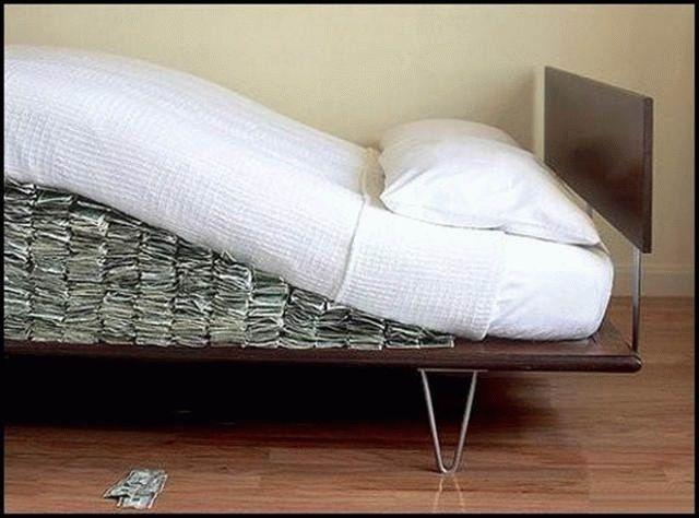 Más allá del banco (o del colchón)