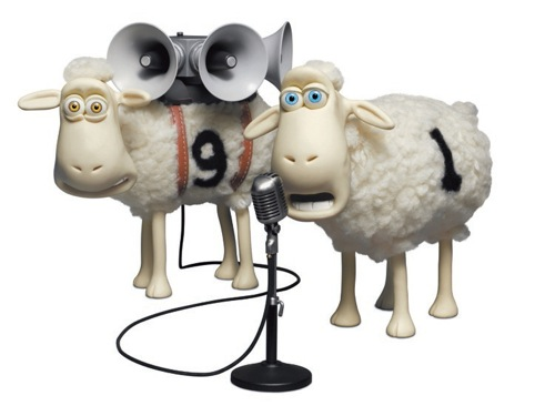 Serta_Sheep with Microphone Hi-Res