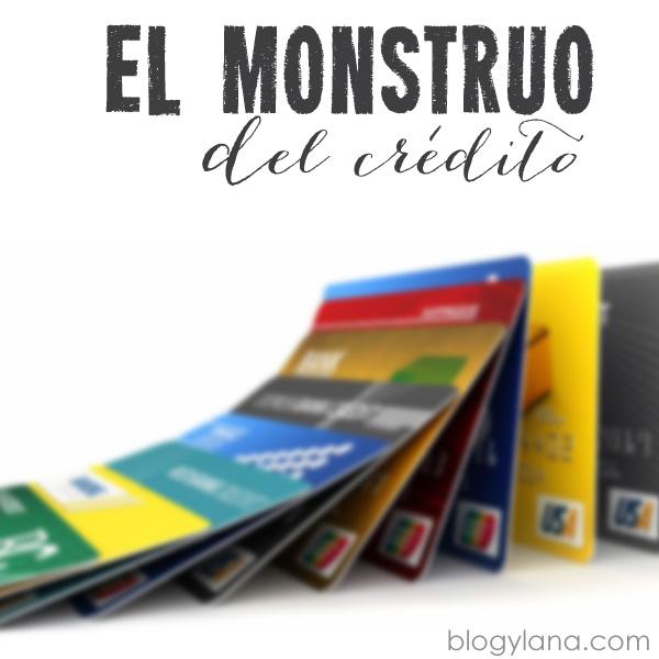 El monstruo del crédito: una historia verdadera ACTUALIZACIÓN