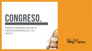 Primer congreso online de Finanzas Personales